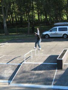 Skatepark w Głogowie 6