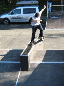Skatepark w Głogowie 8