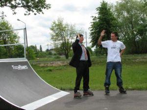 Skatepark w Głownie 10