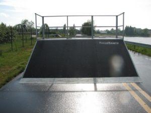 Skatepark w Głownie 4