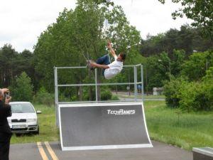 Skatepark w Głownie 8