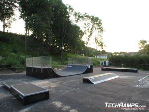 Skatepark w Górowie Iławeckim - 1