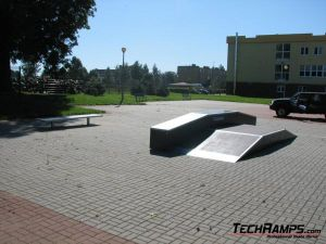 Skatepark w Gościnie - 2