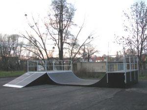 Skatepark w Grodkowie 1