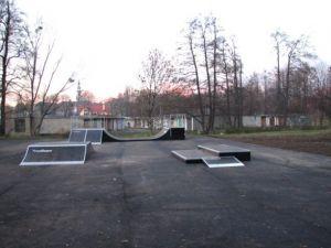Skatepark w Grodkowie 5