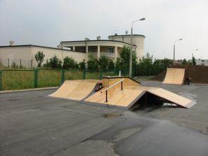 Skatepark w Grójcu 2