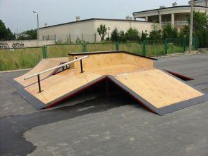 Skatepark w Grójcu 3