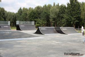 Skatepark w Jastrzębiu
