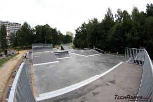 Skatepark w Jastrzębiu Zdroju