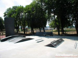 Skatepark w Jaworze - 1