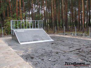 Skatepark w Józefowie - 9