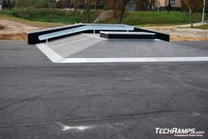 Skatepark w Kcyni - 2