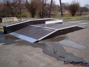 Skatepark w Kłodzku - 2