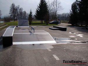Skatepark w Kłodzku - 4