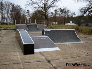 Skatepark w Kluczborku - 11