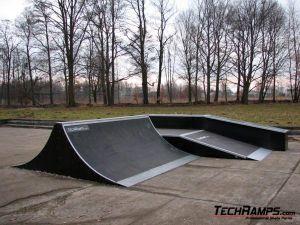 Skatepark w Kluczborku - 13