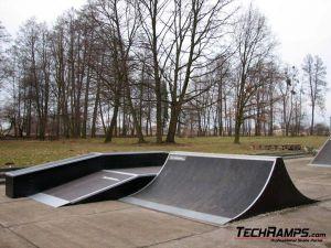 Skatepark w Kluczborku - 14