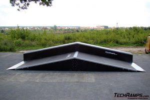 Skatepark w Końskich - 2