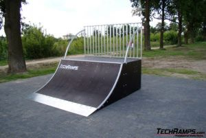 Skatepark w Końskich - 3