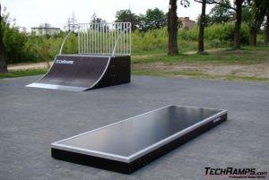 Skatepark w Końskich - 5