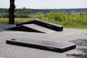 Skatepark w Końskich - 6