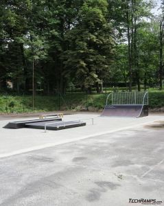 Skatepark w Kowarach