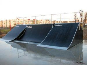 Skatepark w Koziegłowach - Czerwonak 11