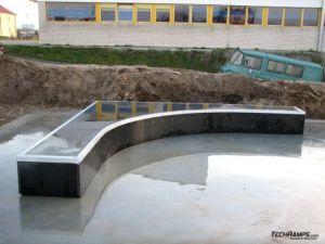 Skatepark w Koziegłowach - Czerwonak 12