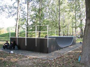Skatepark w Krakowie 13