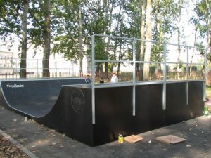Skatepark w Krakowie 14