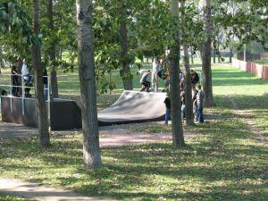 Skatepark w Krakowie 16