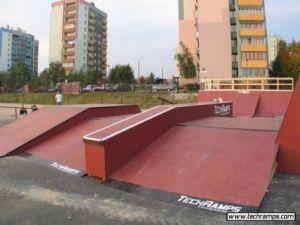 Skatepark w Krakowie 3