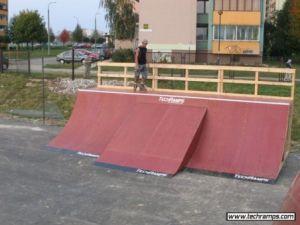 Skatepark w Krakowie 4