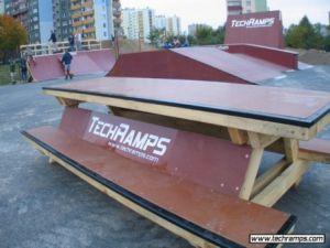 Skatepark w Krakowie 6