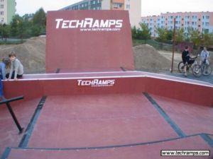 Skatepark w Krakowie 9
