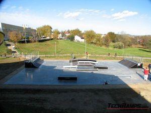 Skatepark w Krośnie - 10