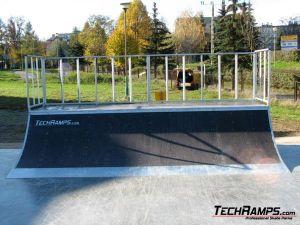 Skatepark w Krośnie - 6