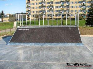 Skatepark w Krośnie - 9