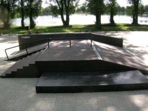 Skatepark w Krotoszynie 1