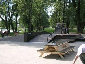 Skatepark w Krotoszynie 13