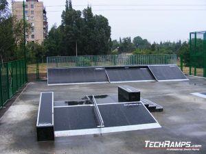 Skatepark w Krzywym Rogu - Ukraina_3