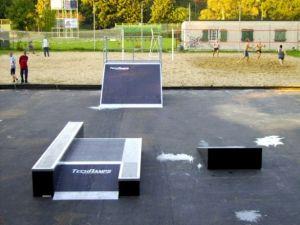 Skatepark w Lęborku 2