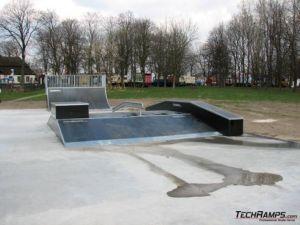 Skatepark w Łodzi - 3