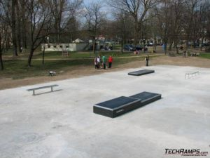 Skatepark w Łodzi - 5