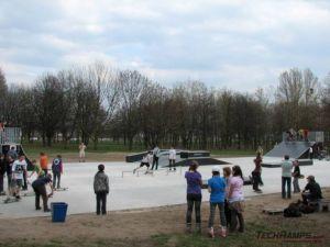 Skatepark w Łodzi - 9