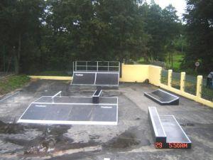 Skatepark w Majkowie 3