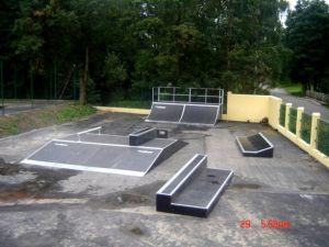 Skatepark w Majkowie 5