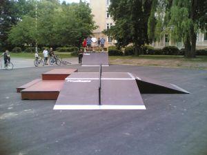 Skatepark w Markach 3