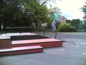 Skatepark w Markach 6