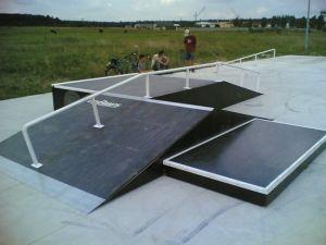 Skatepark w Morawii 2